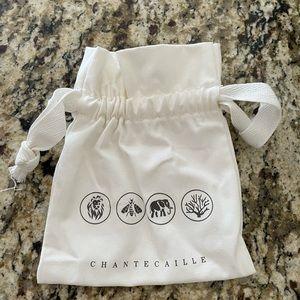 Chantecaille makeup pouch